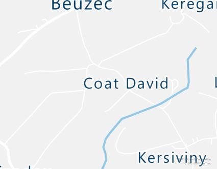 Image de carte  29120 Plomeur 202 Coat David partagé par Azure Maps