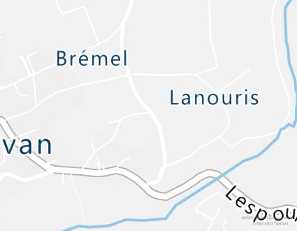 Image de carte  29720 Plovan 214 Ty Broch partagé par Azure Maps