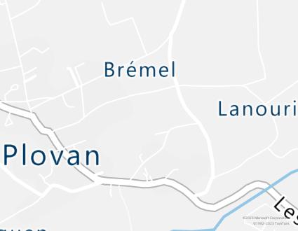 Image de carte  29720 Plovan Hent Croas Pilo partagé par Azure Maps