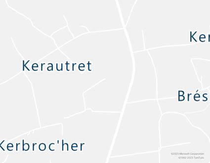 Image de carte  29720 Plovan 254 Trefranc partagé par Azure Maps