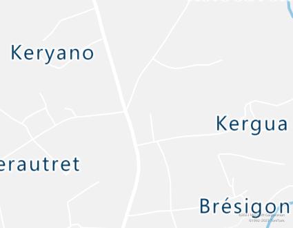 Image de carte  29720 Plovan 269 Trusquennec partagé par Azure Maps