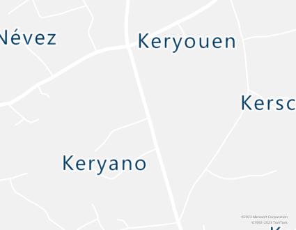 Image de carte  29720 Plovan 1 317 Penfrajou partagé par Azure Maps