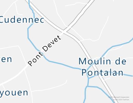 Image de carte  29720 Plovan 288 Jarnellou partagé par Azure Maps