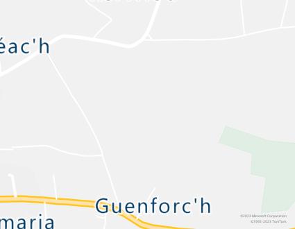 Image de carte  29710 Landudec Kerivin Mez Poul partagé par Azure Maps